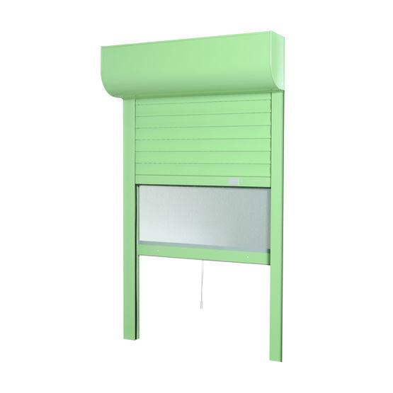 moustiquaire pour coffre de volet roulant en r novation. Black Bedroom Furniture Sets. Home Design Ideas