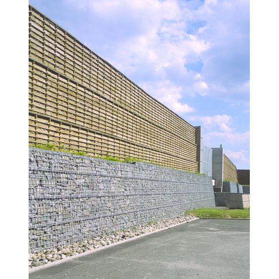 mur de stabilisation v g talis en bois terre arm e. Black Bedroom Furniture Sets. Home Design Ideas