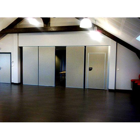 mur mobile mono ou multidirectionnel algaflex. Black Bedroom Furniture Sets. Home Design Ideas