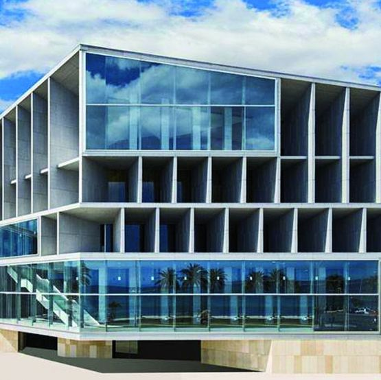 Mur rideau haute performance en aluminium | Façade WICTEC - WICONA ...