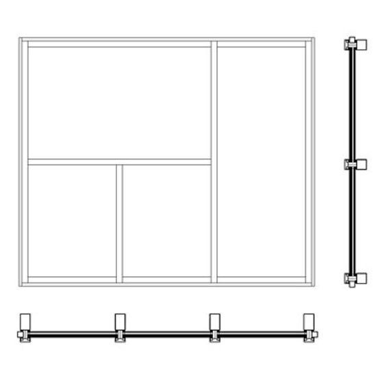murs rideaux coupe feu ou pare flammes jusqu 39 120 minutes murs rideaux ei 30 ei 60 e ew 30. Black Bedroom Furniture Sets. Home Design Ideas