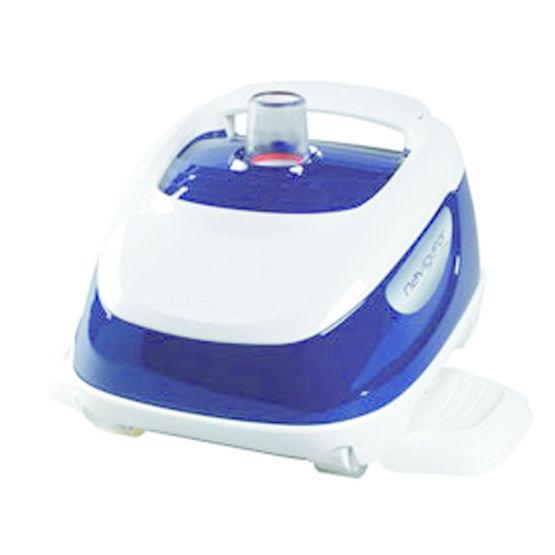 Nettoyeur de piscine simple robot nettoyeur piscine for Aspirateur piscine nitro