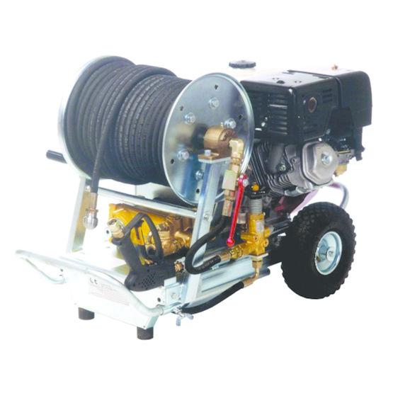 nettoyeur haute pression essence à eau froide thermique   nhp130