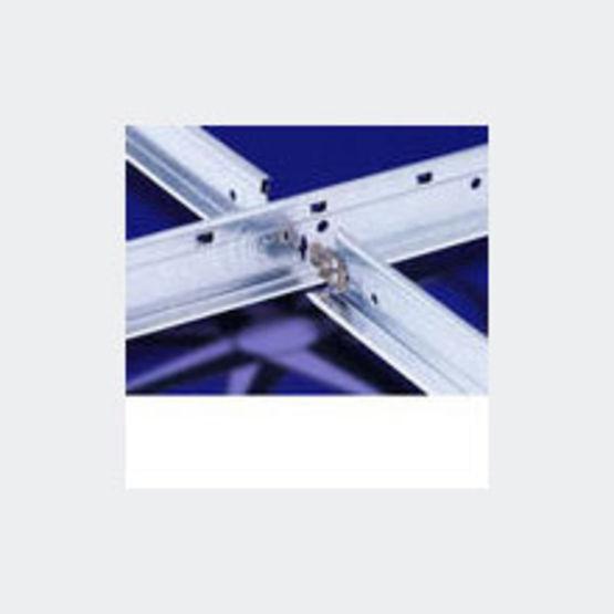 Ossature apparente semelle de 35 mm pour plafond for Materiel plafond suspendu