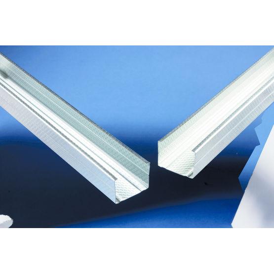 Ossature m tallique pour plafond et cloison parement - Ossature metallique pour faux plafond ...