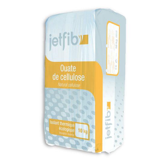 ouate de cellulose en vrac pour isolation en mur ou plancher jetfib 39 ouate biofib 39 isolation. Black Bedroom Furniture Sets. Home Design Ideas