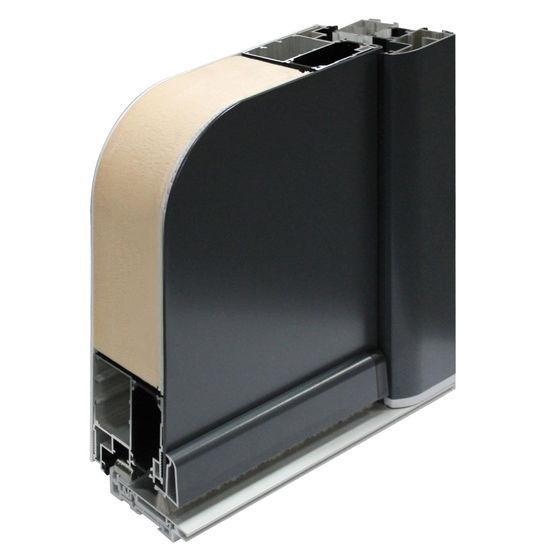 ouvrant monobloc aluminium pour portes d 39 entr e en aluminium ou pvc portabloc euradif. Black Bedroom Furniture Sets. Home Design Ideas