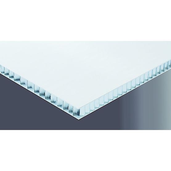 panneau aluminium structure en nid d 39 abeille jusqu 39 30. Black Bedroom Furniture Sets. Home Design Ideas