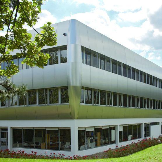 Panneau composite parement en aluminium 3a composites for Parement aluminium exterieur