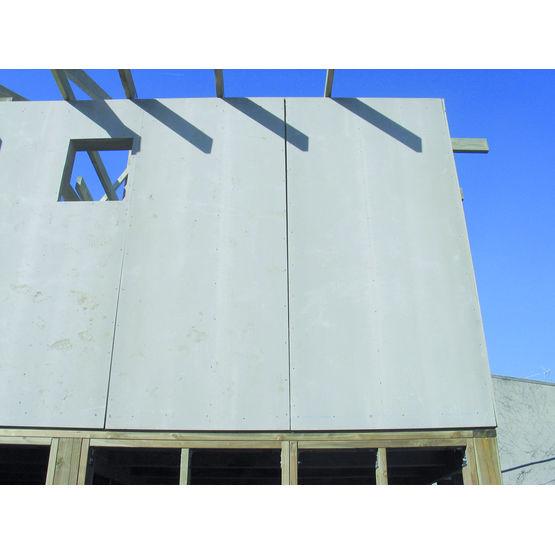 Panneau composite class m1 pour contreventement eternit for Panneau exterieur composite