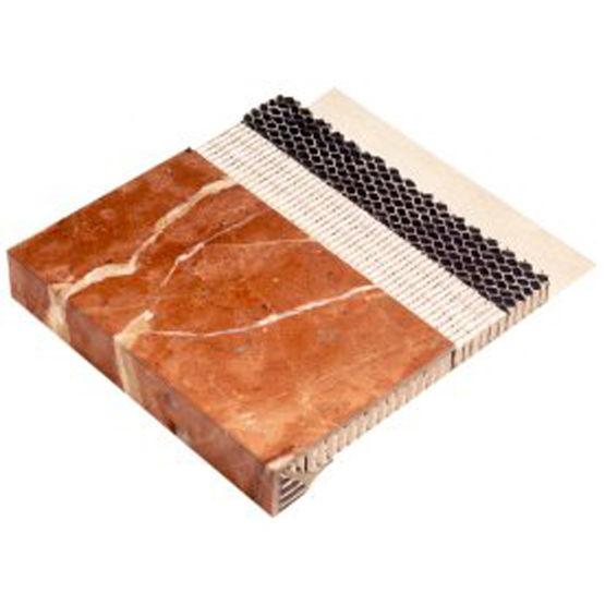 panneau composite en pierre naturelle stone panels. Black Bedroom Furniture Sets. Home Design Ideas
