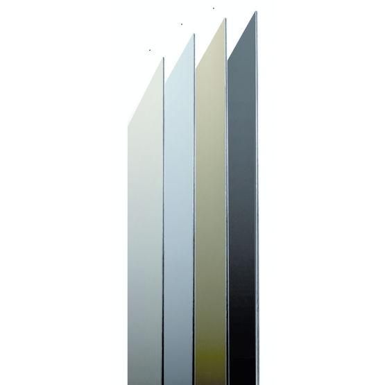 panneau composite l ger en aluminium thermolaqu anodis 3a composites. Black Bedroom Furniture Sets. Home Design Ideas