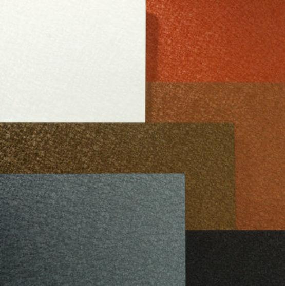 panneau composite l ger en aluminium thermolaqu aux tons terreux alucobond terra 3a composites. Black Bedroom Furniture Sets. Home Design Ideas