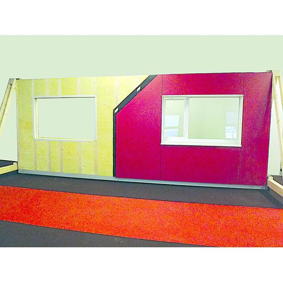 panneau constructif pr fabriqu bois isolant techniwood. Black Bedroom Furniture Sets. Home Design Ideas