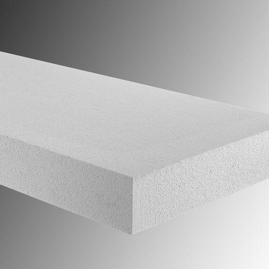 Panneau de polystyr ne expans haute densit pour isolation thermique siniat - Isolant thermique polystyrene ...
