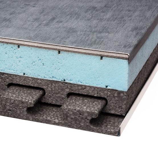 panneau de toiture de v randa tr s haute performance. Black Bedroom Furniture Sets. Home Design Ideas