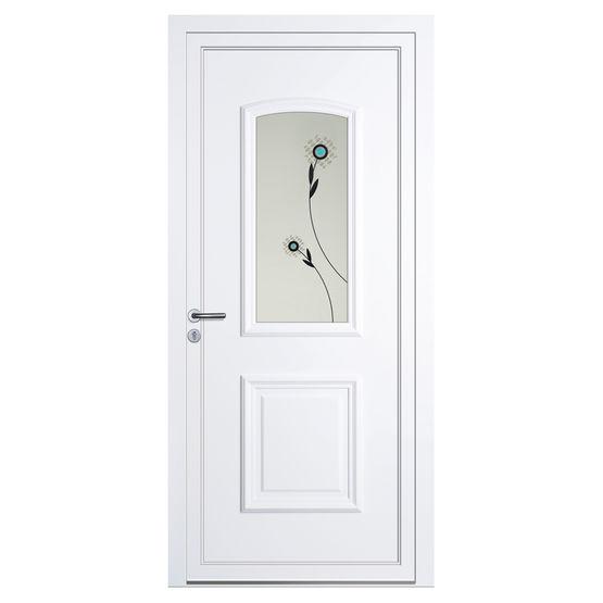 panneau d coratif classique volma home en pvc pour porte d. Black Bedroom Furniture Sets. Home Design Ideas