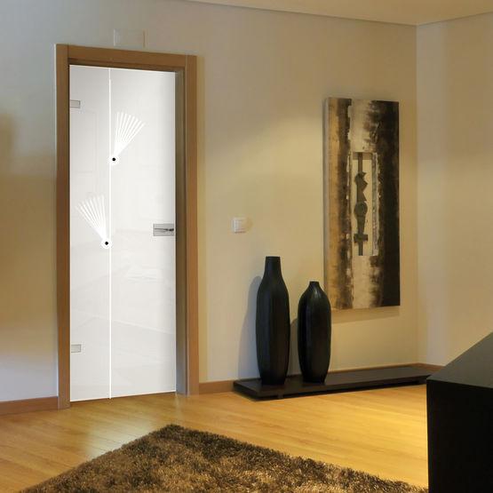 panneau d coratif en verre volma graphid co pour porte d entr e graphid co volma. Black Bedroom Furniture Sets. Home Design Ideas