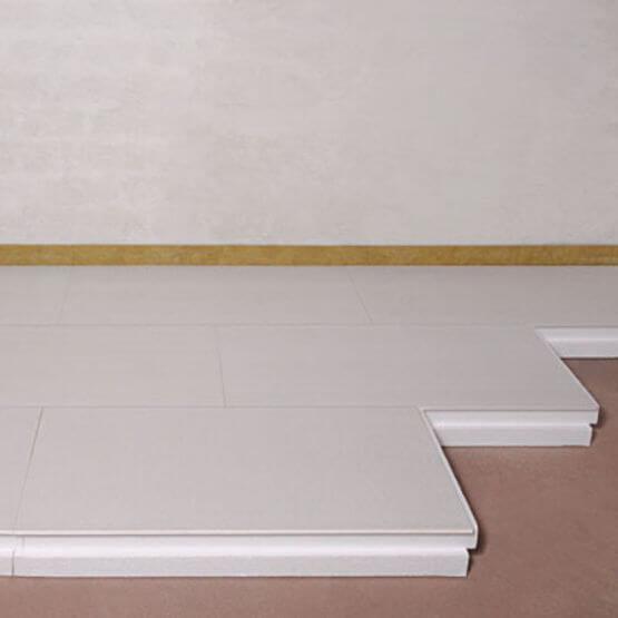 Plaque Isolante Thermique : Panneau isolant de sol pour combles et greniers plaque