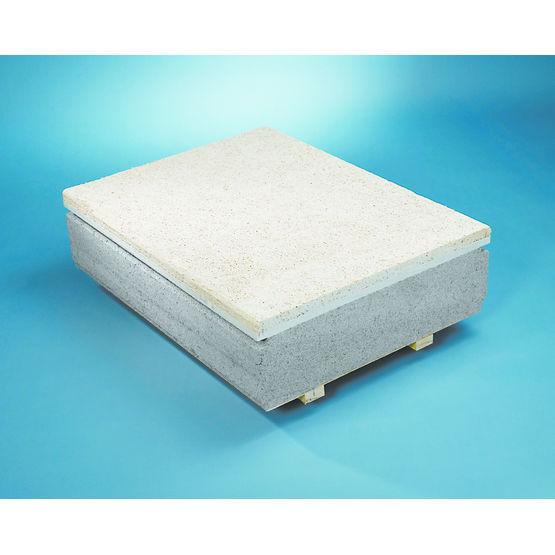 Panneau isolant de sous toiture sous face acoustique for Panneau de toiture isolant