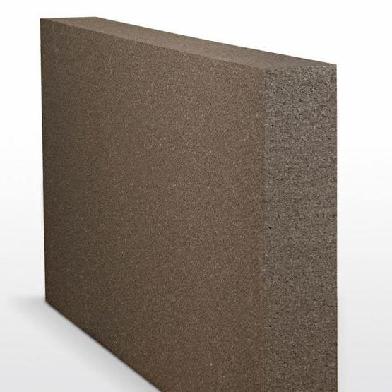 Panneau isolant en pse graphit fa adbox 31 isobox isolation - Panneau isolant thermique ...