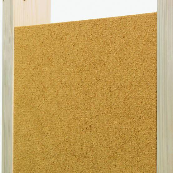 Panneau En Fibre De Bois - Panneau isolant flexible en fibres de bois certifié Acermi Gutex Thermoflex GUTEX