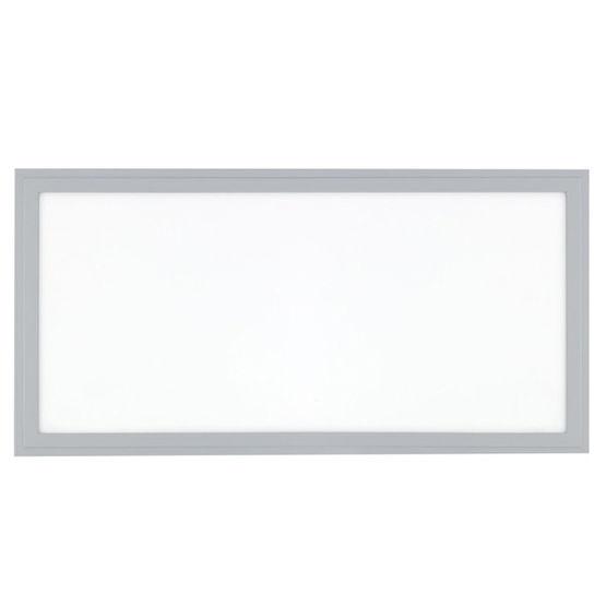 panneau led cadre en aluminium blanc panneau led 30 x 120 cm 40w cadre blanc colinter. Black Bedroom Furniture Sets. Home Design Ideas