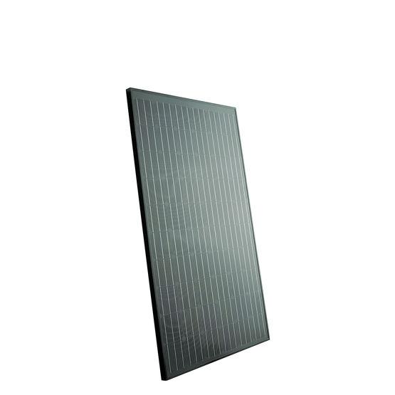 Panneau photovolta que avec verre anti blouissement tournaire solaire energie - Prix d un panneau photovoltaique ...