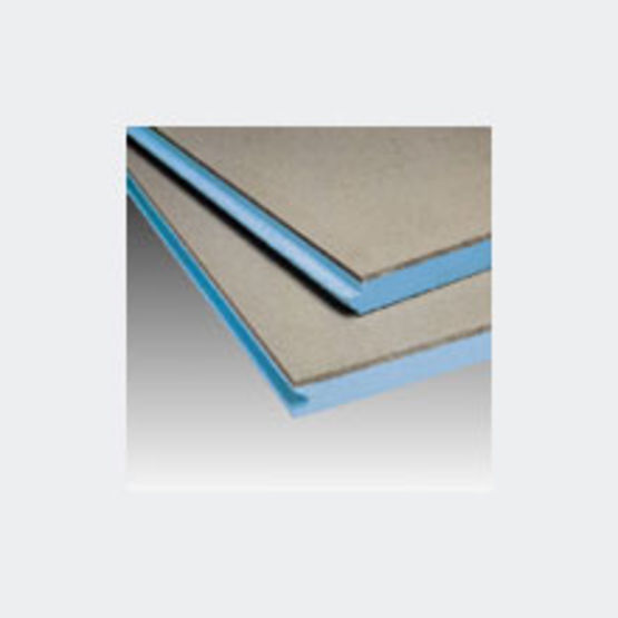 Panneau polystyr ne extrud parement b ton pour l - Plaque de polystyrene isolant ...