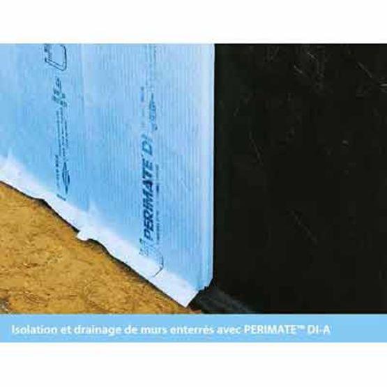 Panneau pour isolation verticale ext rieure des murs - Produit etancheite mur exterieur ...