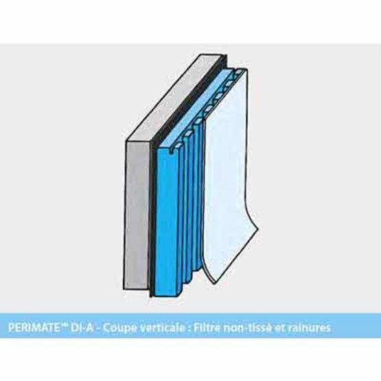 Panneau pour isolation verticale ext rieure des murs for Isolation exterieure des murs