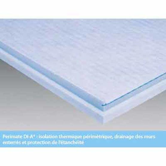 Panneau pour isolation verticale ext rieure des murs for Polystyrene pour isolation exterieure