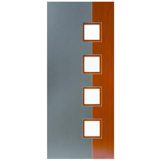 panneau pour porte d 39 entr e en aluminium equinoxe mod le polaris groupe isosta. Black Bedroom Furniture Sets. Home Design Ideas