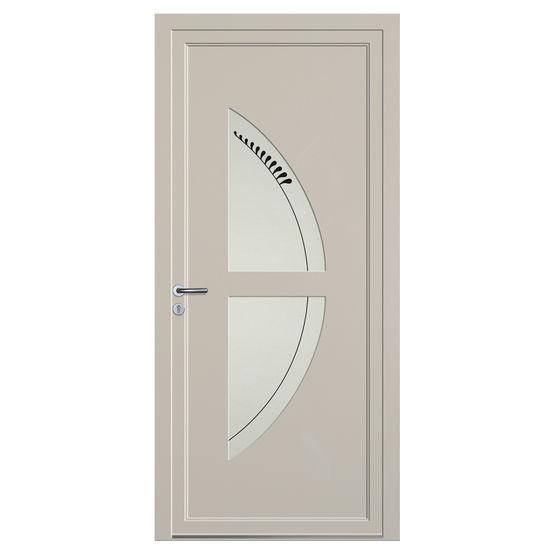 Panneau Pour Porte Dentrée En Aluminium Volma LOFT ALU LOFT ALU - Panneau de porte