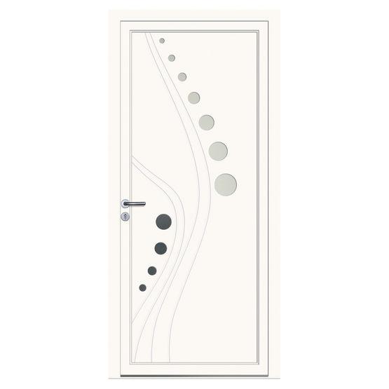 Panneau Pour Porte Dentrée Volma LOFT PVC LOFT PVC VOLMA - Panneau de porte