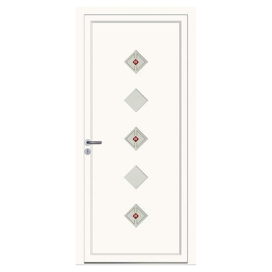 panneau pour porte d entr e volma loft pvc loft pvc volma. Black Bedroom Furniture Sets. Home Design Ideas