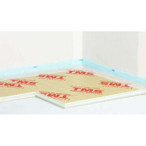 Panneau rigide pour isolation de dalles sur terre plein ou for Epaisseur dalle sur terre plein