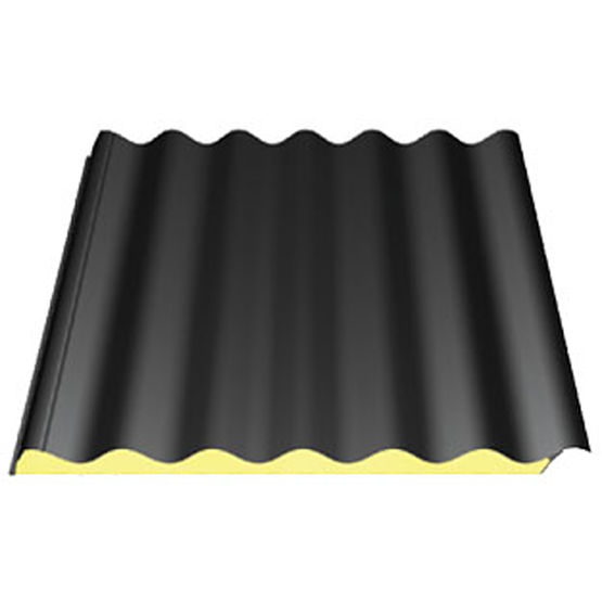 panneau sandwich longue port e pour toiture s che ji onduroof plus joriside comptoir du. Black Bedroom Furniture Sets. Home Design Ideas