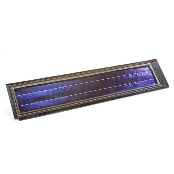 panneau solaire de taille r duite tuile thermique imerys toiture. Black Bedroom Furniture Sets. Home Design Ideas