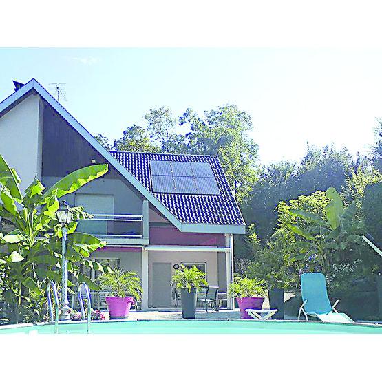 panneau solaire pour la production d eau et d lectricit dualsun hybride dualsun. Black Bedroom Furniture Sets. Home Design Ideas