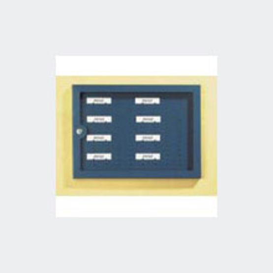 panneaux d 39 affichage et tableaux indicateurs pour int rieur ou ext rieur mobilier de hall renz. Black Bedroom Furniture Sets. Home Design Ideas