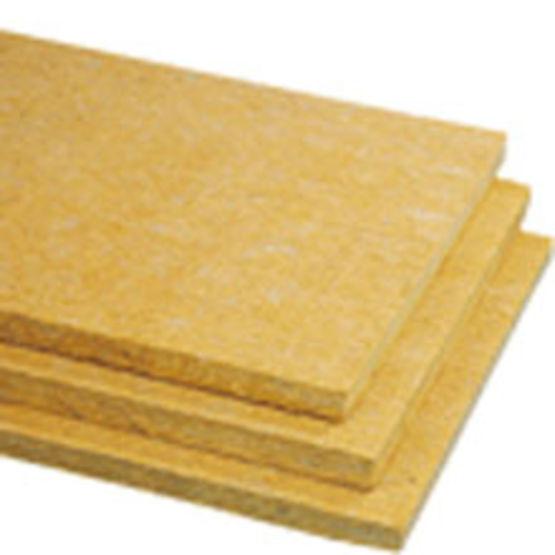 Panneaux de laine de roche pour fa ades ou plafonds isover - Laine de roche pas cher ...