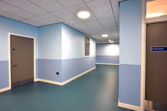 panneaux de protection murale sans pvc acrovyn 4000 cs france. Black Bedroom Furniture Sets. Home Design Ideas