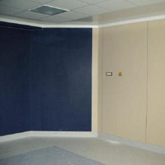 Panneaux d coratifs en pvc pour protection murale acrovyn color plaques 2000 cs france - Plaque murale pvc pour cuisine ...