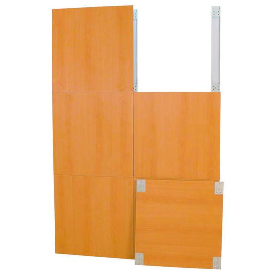 panneaux d coratifs et acoustiques pour mur ou faux plafond ideacustic ideatec. Black Bedroom Furniture Sets. Home Design Ideas