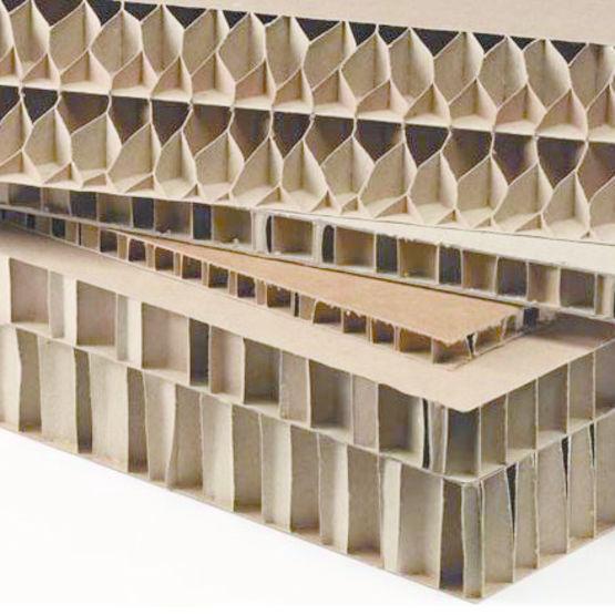panneaux en carton structure nid d 39 abeille tonelli. Black Bedroom Furniture Sets. Home Design Ideas