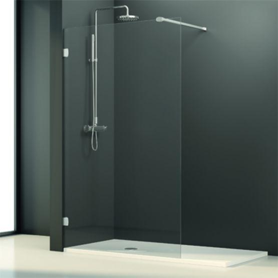 Panneaux fixes en verre pour baignoire et douche profiltek - Parois de douche pour baignoire ...