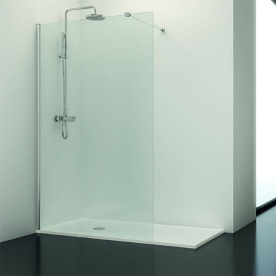 panneaux fixes en verre pour baignoire et douche profiltek. Black Bedroom Furniture Sets. Home Design Ideas
