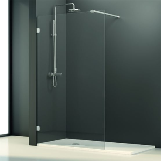 panneaux fixes en verre pour baignoire et douche fixes one profiltek. Black Bedroom Furniture Sets. Home Design Ideas