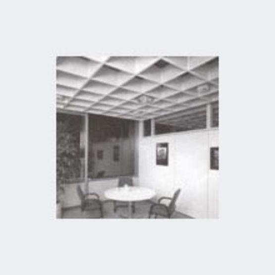 panneaux m talliques pour faux plafond r silles lmd l. Black Bedroom Furniture Sets. Home Design Ideas